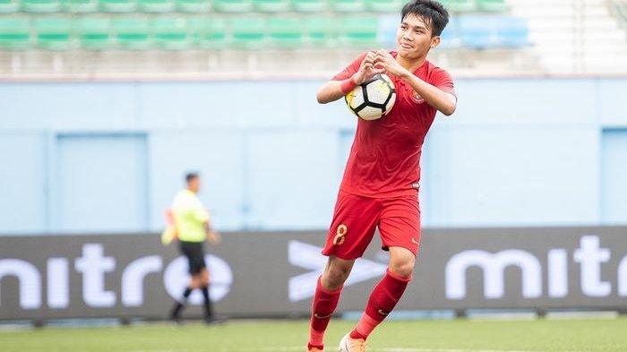 Pesepak Bola Asal Palu, Witan Sulaiman Bergabung ke PSIM Yogyakarta demi Timnas U-23