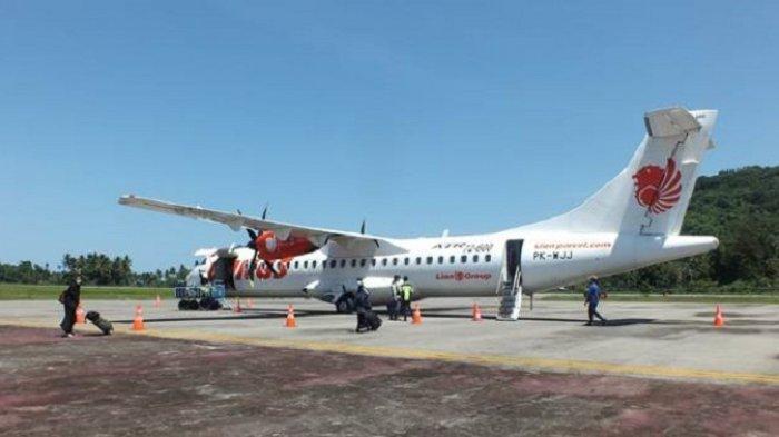 Wings Air Tambah Frekuensi Terbang Rute Palu-Tolitoli-Palu