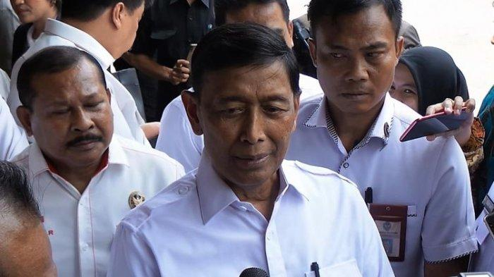 Merasa Sudah Pulih Setelah Kasus Penusukan, Wiranto Mengaku Siap Bertugas sebagai Wantimpres