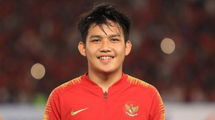 Profil Pesepakbola Asal Palu Witan Sulaeman: Winger Termuda di Timnas Indonesia & Berkarier di Eropa