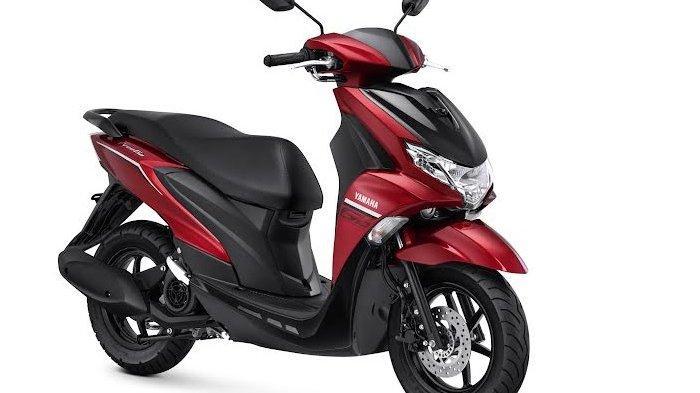 Dijuluki Amazing Matic, Varian Warna Baru Yamaha FreeGo Lebih Keren dan Fresh