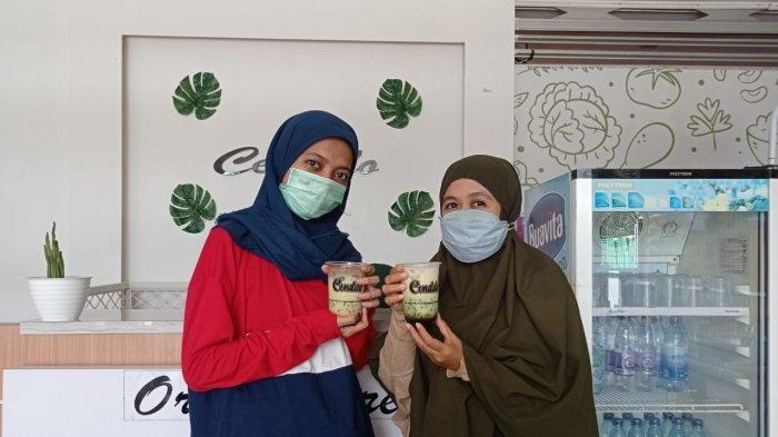 Jualan Cendol dan Binte, Begini Cerita Pemilik Kedai Olamita Rintis Usaha di Kota Palu