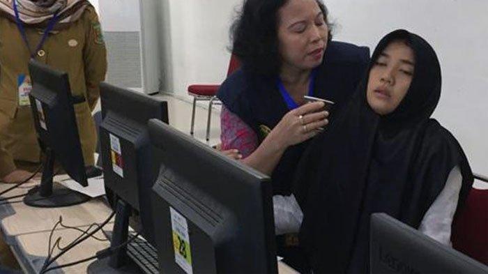 Wanita di Lampung Melahirkan saat Tengah Ikuti Tes SKD CPNS, Sempat Dikira Kontraksi Palsu