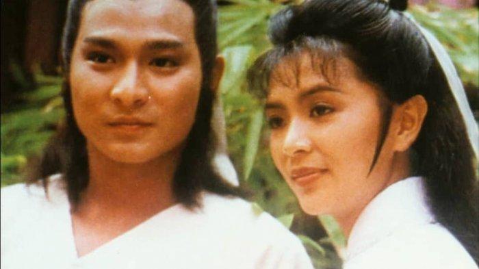 Yoko dan Bibi Lung di Serial The Return of The Condor Heroes