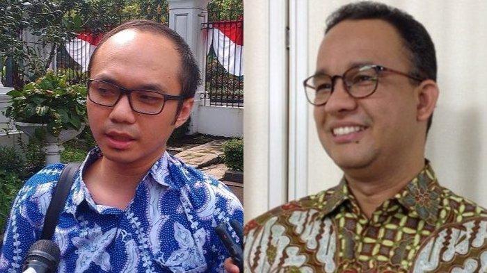 Tanggapi Pujian Anies Baswedan pada Presiden Jokowi, Yunarto Wijaya: Politik Itu Bundar Bukan Kotak