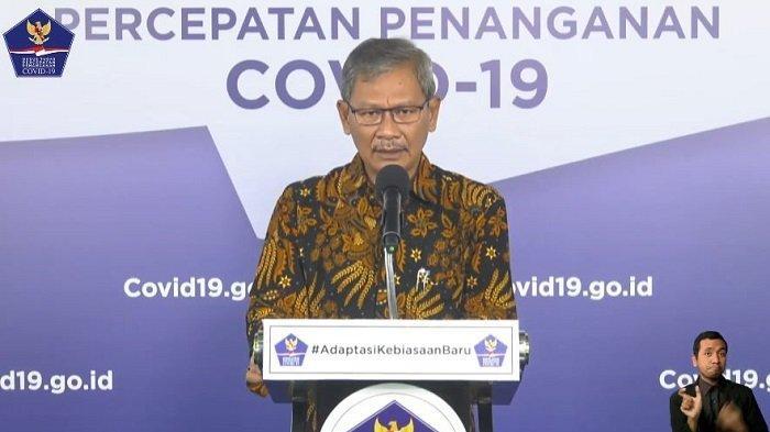 Update Covid-19 Indonesia Selasa 14 Juli 2020: Tambah 1.591 Kasus Baru, 947 Pasien Sembuh Hari Ini