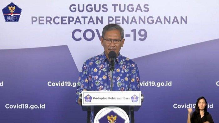 Saran Achmad Yurianto untuk KPU Terkait Alat Coblos di Pilkada 2020: Sekali Pakai Seperti Tusuk Sate