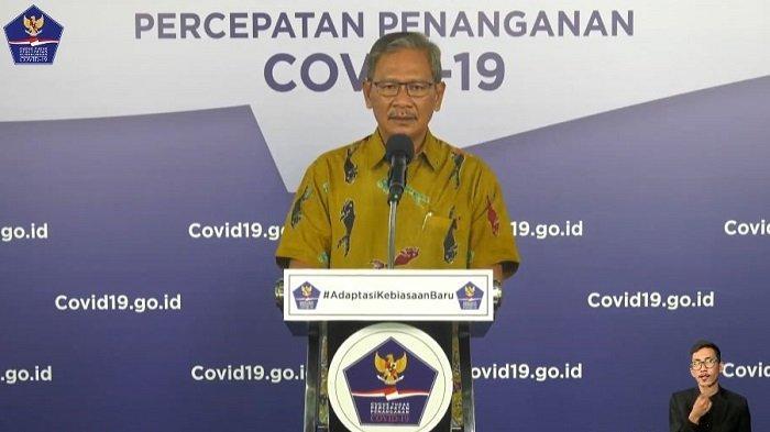 Kabar Terbaru Achmad Yurianto setelah Tak Jadi Jubir, Akui Dirinya sebagai Perawat Data Covid-19