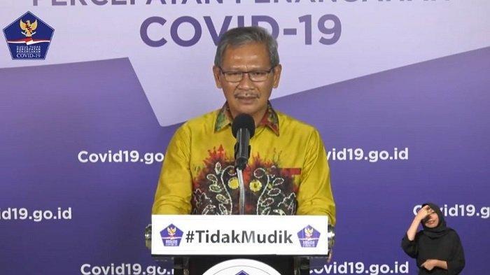 Update Covid-19 Indonesia Senin, 25 Mei 2020: Tambah 479 Kasus Baru, 240 Pasien Dinyatakan Sembuh