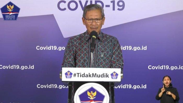 Update Covid-19 Indonesia Selasa, 26 Mei 2020: Tambah 415 Kasus Baru, Tembus 23,1 Ribu Kasus Positif