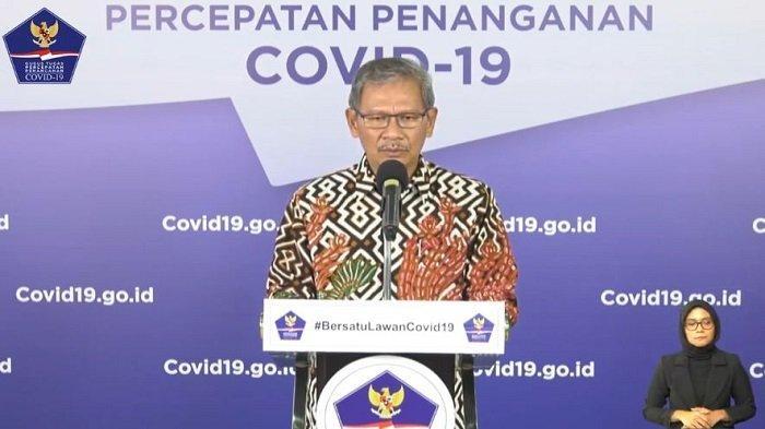 Update Covid-19 Indonesia Rabu, 27 Mei 2020: Tambah 686 Kasus Baru, Angka Kesembuhan Capai 6 Ribu