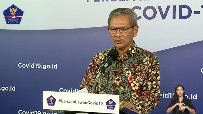 Update Covid-19 Indonesia Selasa 23 Juni 2020: Tambah 1.051 Kasus Baru, 506 Pasien Dinyatakan Sembuh