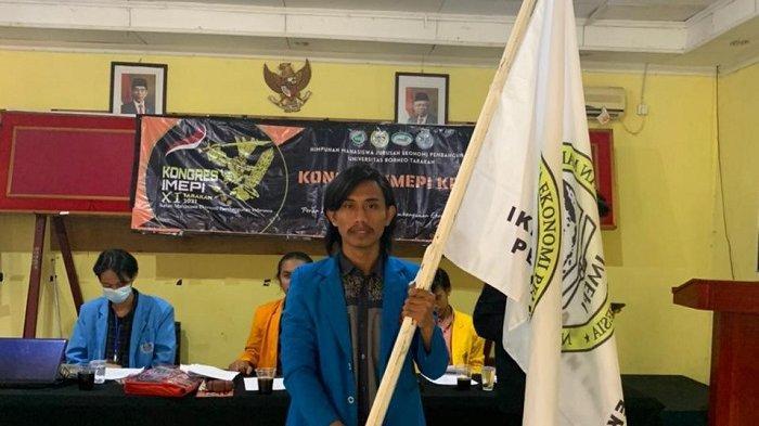 Pertama Kali, Mahasiswa Universitas Tadulako Terpilih Sebagai Presiden IMEPI