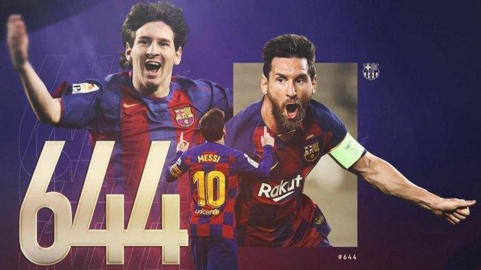 Setelah Lewati Pele, Berikut 10 Rekor Messi yang Mustahil Dipecahkan Pemain Lain