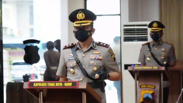 AKBP Rahmad Hidayat Ditunjuk Jabat Kapolres Tegal Kota