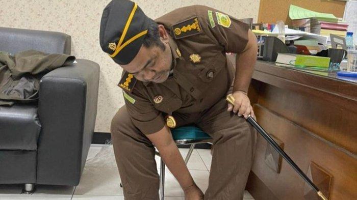 Aksi Kajari Gadungan Abdussamad, Nginap di Hotel 2 Bulan Tak Mau Bayar dan Tipu Warga Rp720 Juta
