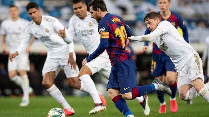 Real Madrid vs Barcelona, 5 Hal Ini Bisa Terjadi saat El Clasico, Messi Samai Rekor Ramos