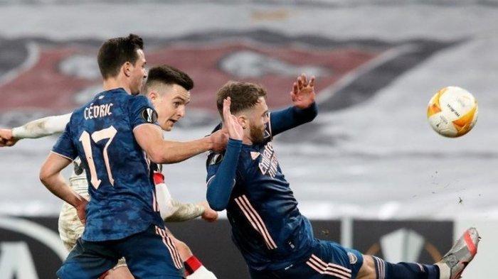 Hasil Liga Europa: Terseok-seok di Liga Inggria Arsenal Sapu Bersih Laga di UEL