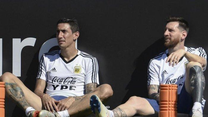 Di Maria Ungkap Impian Sebelum Pensiun, Ingin Bermain Bersama Messi di PSG