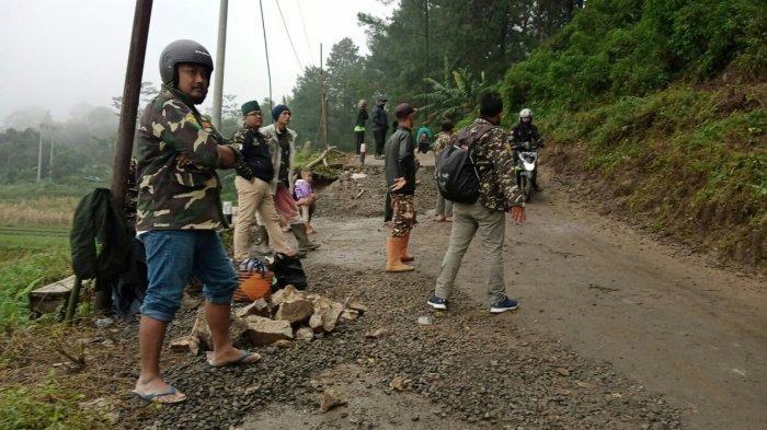 Banser Bojong Kabupaten Tegal Diterjunkan ke Lokasi Bencana