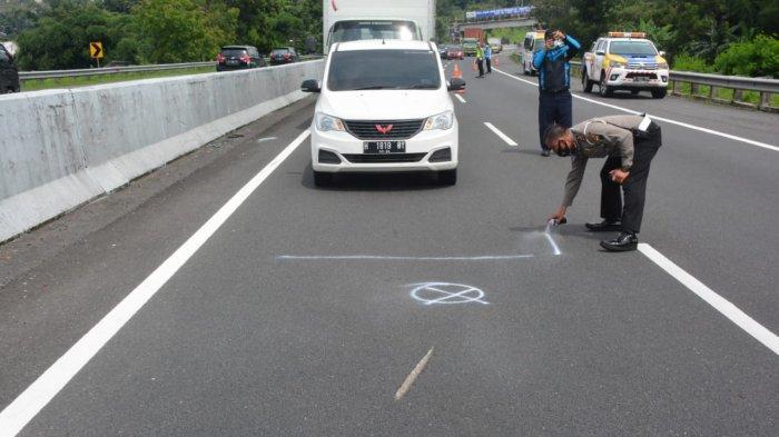 Polisi Tetapkan Sopir Cacha Sherly Eks Trio Macan Sebagai Tersangka dalam Kecelakaan di Tol Ungaran
