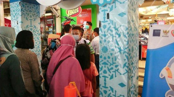 Pengunjung Yogya Mall Pemalang Naik 20 % Jelang Lebaran, Pengelola Terapkan Sistem Antrean