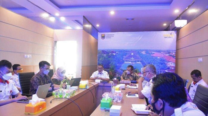 Badan Siber dan Sandi Negara Asistensi Pembentukan Tim CSIRT di Batang