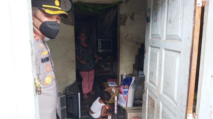 Keluarga Balita di Kota Tegal yang Doyan Makan Pasir Tak Dapat Bantuan karena Kendala Administrasi