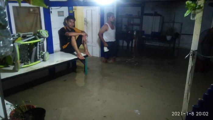 Ratusan Rumah di Dua Kecamatan di Blora Terendam Banjir Luapan Sungai