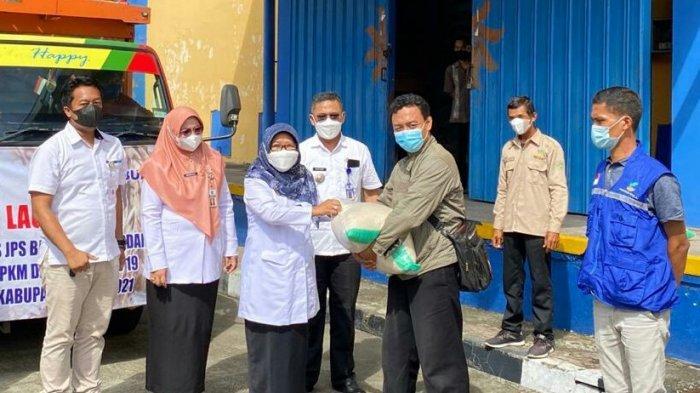 3.132 KK Dapat Bantuan Masing-masing 20 Kg dari Pemkab Tegal, Terdampak PPKM Darurat