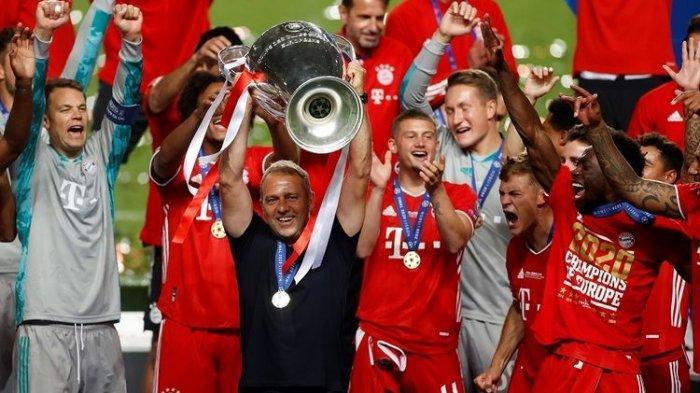 Pecundangi PSG, Bayern Muenchen Ikuti Jejak Barcelona sebagai Raja Treble Winner Eropa
