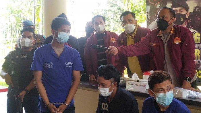 Begal Sadis Jalan Pemuda Tertangkap, Merasa Dihantui Korban Balik Semarang setelah Kabur ke Subang