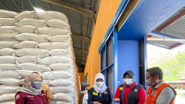 Bulog Jateng Target Salurkan 22.260 Ton Beras Bantuan PPKM Darurat