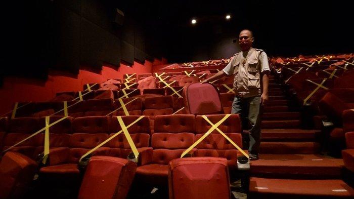 Pengelola Bioskop di Tegal Ajukan Izin Buka ke Wali Kota Dedy Yon, Maman: Kami Dukung