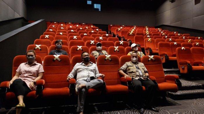 Bioskop di Tegal Diperbolehkan Beroperasi Lagi, Siapkan Persyaratan Ini untuk Bisa Nonton