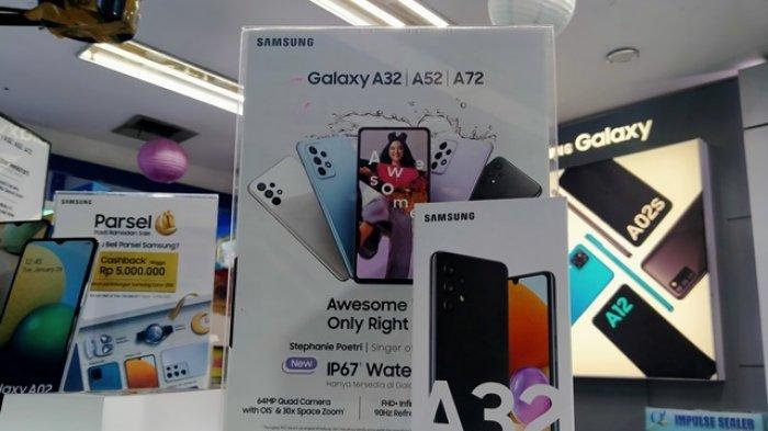 Berikut Ini Daftar HP Samsung Harga Rp 3 Jutaan di Bulan Mei 2021