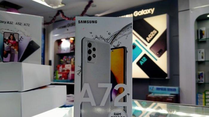 Ini Daftar HP Pesaing Samsung Galaxy A72