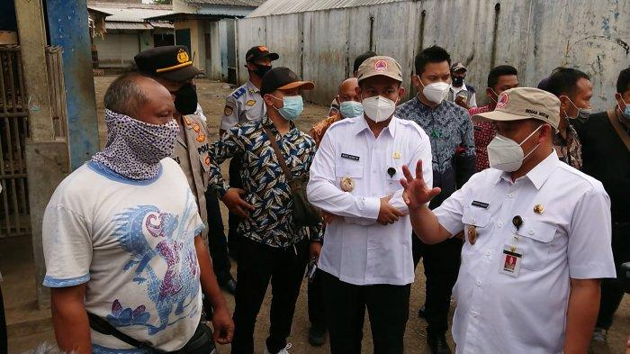 Bupati Pemalang dan Wakilnya Kunjungan Perdana ke Pasar untuk Dengar Keluhan Pedagang dan Warga