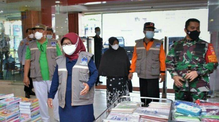Bupati Tegal Umi Azizah Tekankan Penerapan Protokol Kesehatan di Lingkungan Usaha