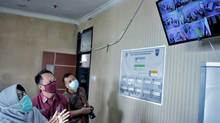 Dinkes Kabupaten Tegal Siapkan Ruang Isolasi Terpusat di RSUD Suradadi, Ada 60 Tempat Tidur
