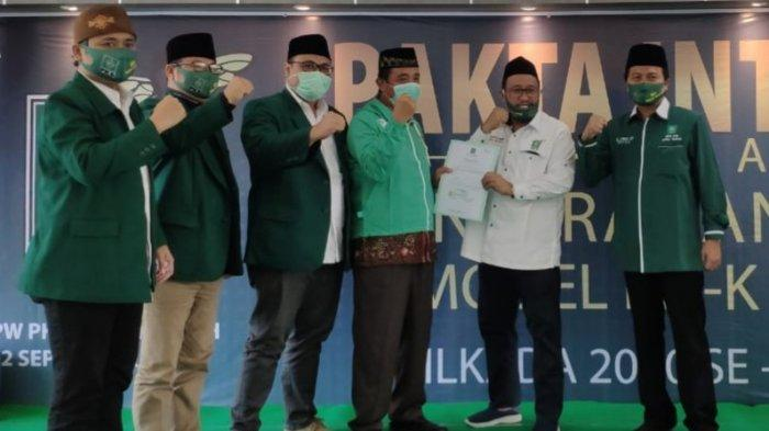 Teka-teki Pendamping Calon Petahana Pilkada Rembang Terjawab, Kader PKB Anak KH Cholil Bisri
