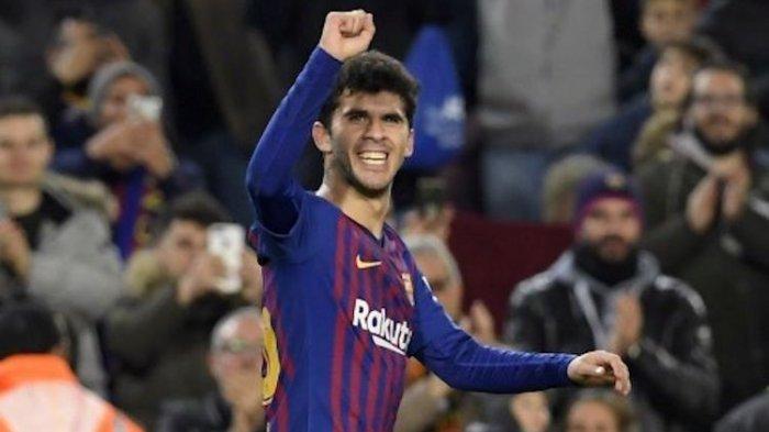 Carles Alena Hengkang dari Barcelona, Klub Madrid Jadi Kandidat Terdepan Alumni La Masia