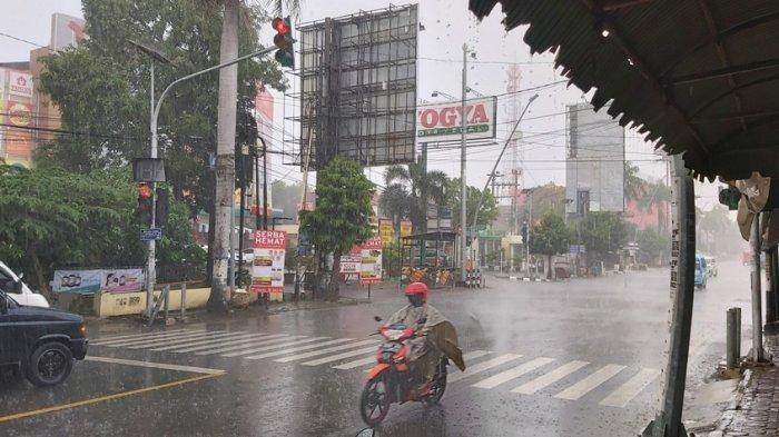 PrakiraanCuacaBMKG Wilayah Tegal RayaJumat20 Agustus 2021, Waspadai Hujan pada Sore Hari