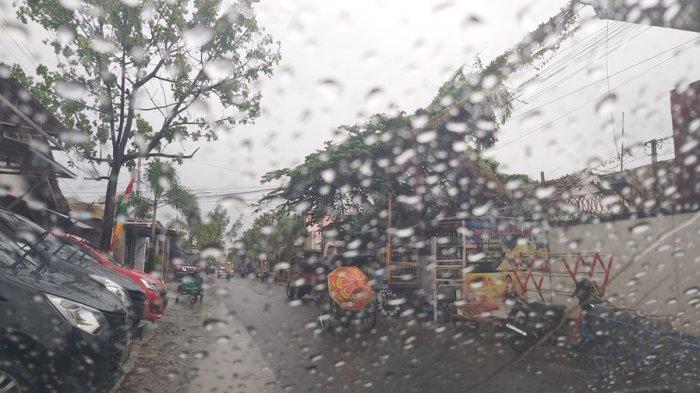 Tegal Berpotensi Hujan Seharian hingga Seminggu ke Depan, Simak Penjelasan Lengkap BMKG