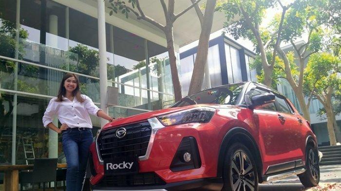 Daihatsu Mulai Pasarkan Rocky di Jawa Tengah, Ini Fitur-fiturnya