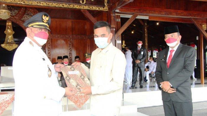 184 Warga Binaan Lapas Kota Tegal Dapat Remisi HUT ke-76 RI, Dedy Yon: Semoga Bermanfaat
