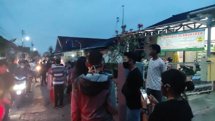 BREAKING NEWS: Densus 88 Datangi Rumah Terduga Teroris di Purwokerto, Ini Kesaksian Tetangga