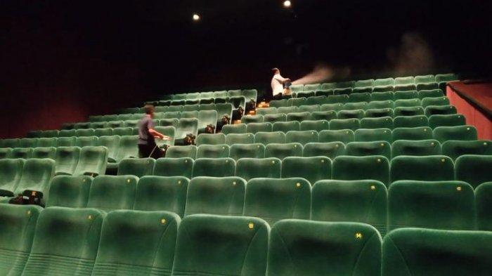 7 Bioskop di Kota Semarang Buka Kembali Pekan Depan, Dua Mulai Lakukan Simulasi, Ini Daftarnya