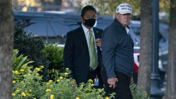 Donald Trump Masih Ngotot Menangkan Pilpres AS