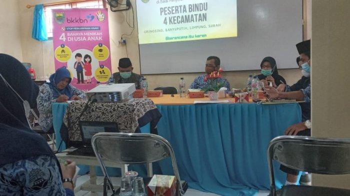 Remaja di Kabupaten Batang Diajak Tunda Pernikahan hingga Umur 19 Tahun
